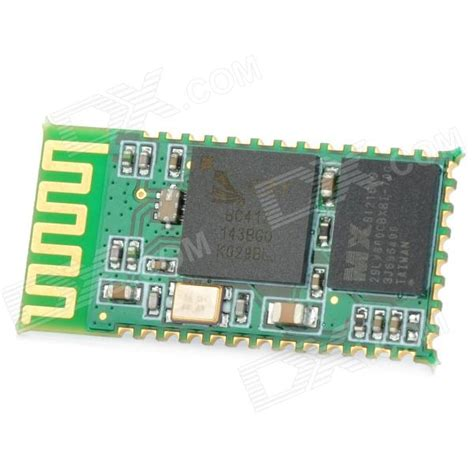 Hc 06 Bluetooth Chip By Akhi Shop wireless bluetooth v2 0 rs232 ttl transceiver module