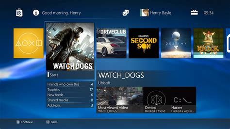 ps4 interface themes no custom wallpapers on ps4
