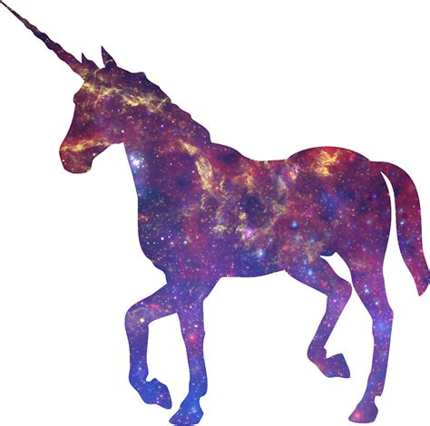 Xmas Wall Stickers quot galaxy unicorn quot stickers by mythsinc redbubble