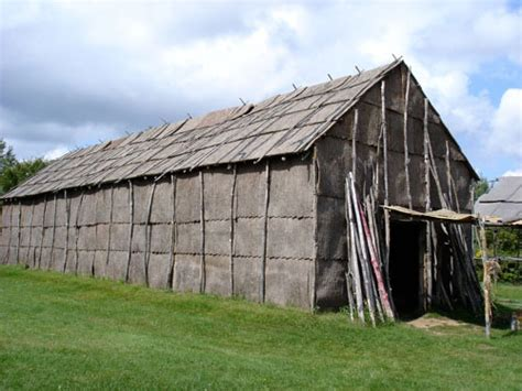 long houses regions where native americans lived thinglink