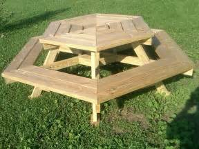 octagon picnic table park 53 luxcraft crestville octagon picnic table luxcraft