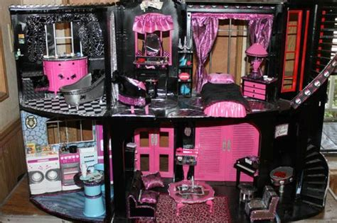 how much is the monster high doll house 80 best images about doll houses on pinterest barbie