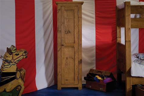 junior wardrobe b plank narrow wardrobe handcrafted by indigo furniture