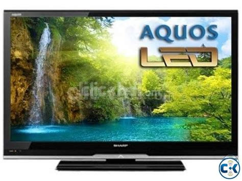 Tv Led Sharp Aquos 32 Inch Lc32le265i 32 inch led tv lowest price in bangladesh call 01611646464 clickbd