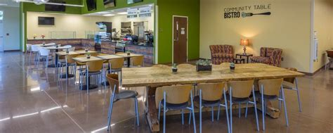 Community Table by Community Table Bistro Bistro Goodwill