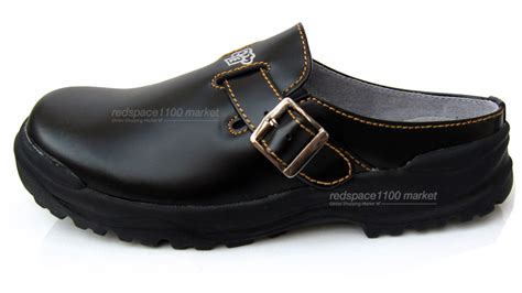 chef shoes cowhide leather kitchen safety shoes cook