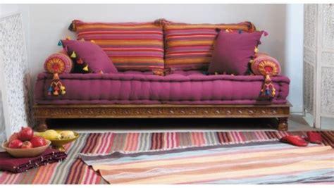 divano etnico arredo etnico esotico