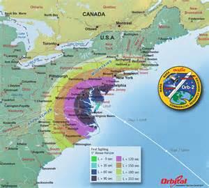 launch viewing map sight nasa