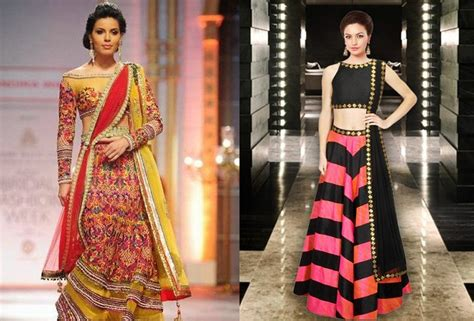 boat neck lehenga 11 boat neck blouse style to steal from bollywood divas