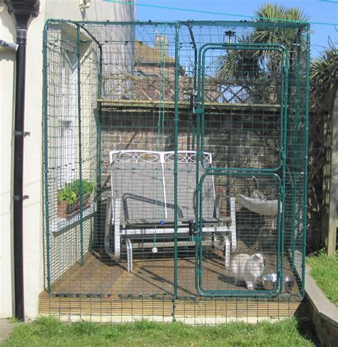 outdoor runs outdoor cat run large spacious outdoor cat enclosure
