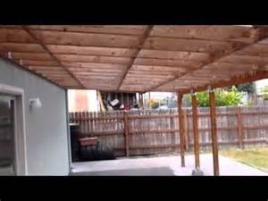how to build patio cover how to build a patio cover the here