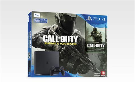 Bluray Ps4 Call Of Duty Infinite Warfare faites le plein de jeux a avec les nouveaux packs ps4