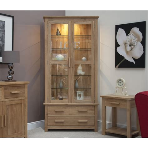 living room furniture boston boston display cabinet glazed cupboard solid oak living