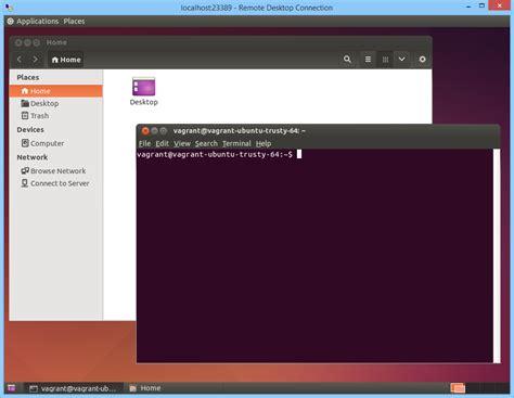 ubuntu configure server name remote desktop and vnc on ubuntu server peteris rocks