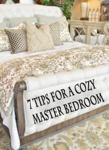 ways cozy bedroom