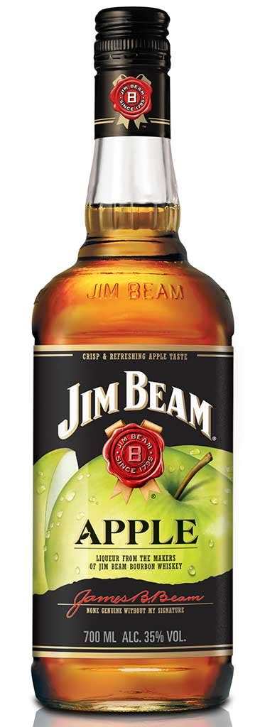 jim beam apple review