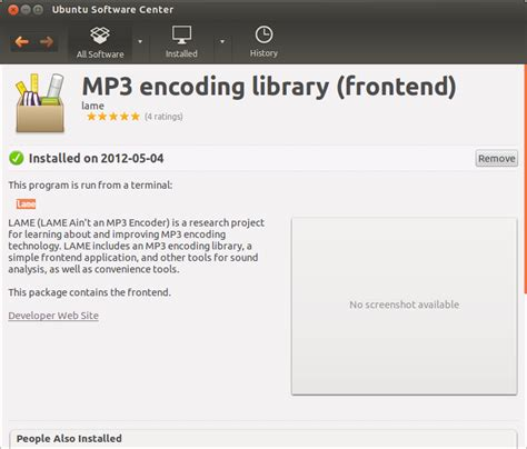audio format converter ubuntu convert flac to mp3 in linux sound converter and lame