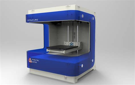 Printer 3d fracktal works to release snowflake 3d printer chocolate printer biomedical other