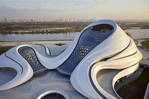 Harbin Opera House by Hufton Projects Harbin Opera House