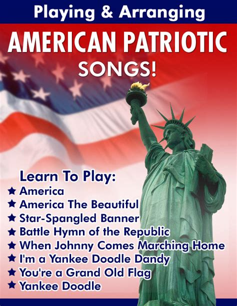 playing arranging american patriotic songs