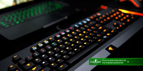 Design Your Own Home Page by Chroma Workshop Cs Go Chroma Integration Razer Insider
