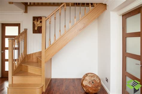 Staircase Banister Designs Oak Amp Axxys Solo Staircase Stairbox Staircases