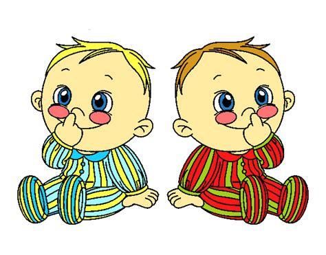 imagenes niños peleando para dibujar los hermanos gemelos imagui