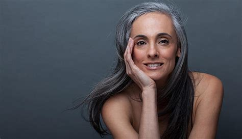 how to tame grey hair 7 ways to make your gray hair look gorgeous