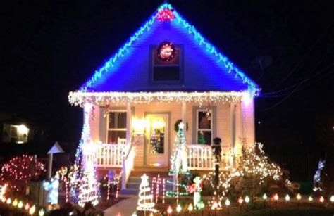 the top christmas light displays in the area