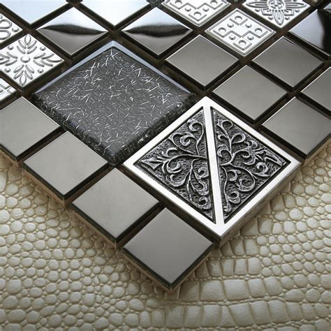 Metal Wall Tiles For Kitchen by Metal Kitchen Wall Tiles Promotion Shop For Promotional