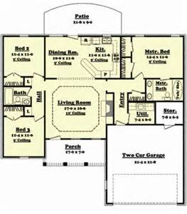 1400 Sq Ft House Plans by 1400 Sq Ft House Plan Heritage Avenue 14 004 315