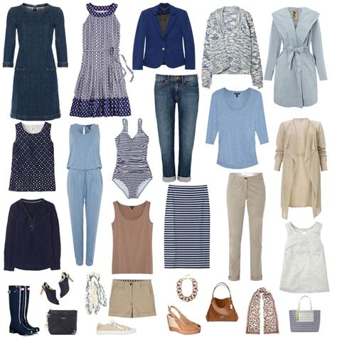 Summer Capsule Wardrobe by 17 Best Images About Capsule Wardrobes On One
