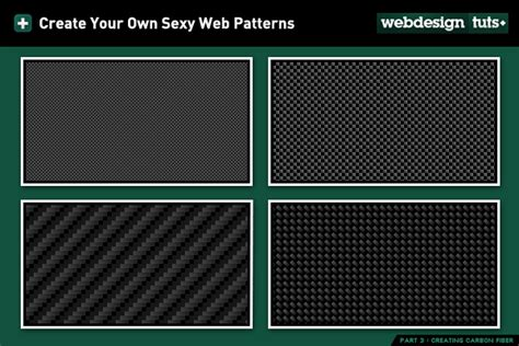 design pattern net tutorial create your own sexy background patterns part 3 carbon