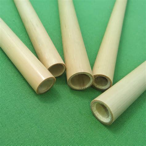 Handmade Bamboo - handmade bamboo straws 4 x 20cm straws
