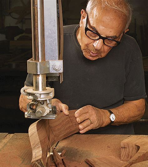 maloof woodworking looking back on sam maloof finewoodworking