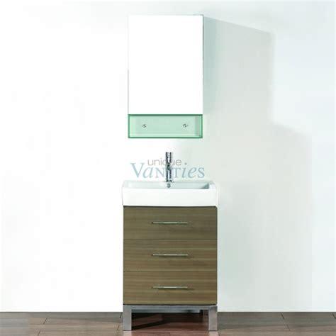 22 Inch Bathroom Vanity With Sink 22 Inch Single Sink Bathroom Vanity In Smoked Ash Uvabgisa22