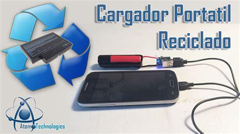 como aser un cargador como hacer un cargador portatil reciclado diy power bank