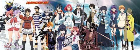 daftar anime subtitle indonesia samehadaku
