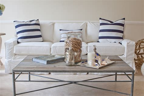 nautical sofa home furniture decoration coastal style sofas
