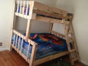 diy bunk bed ideas diy bunk bed boys bedroom ideas