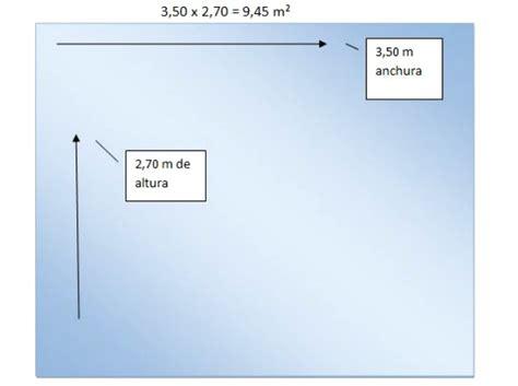 c 243 mo calcular los metros cuadrados en tres pasos - Como Calcular Una Superficie En Metros Cuadrados