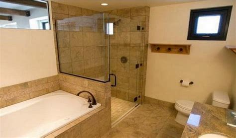separate bath and shower shower tub bathroom showers and separate on