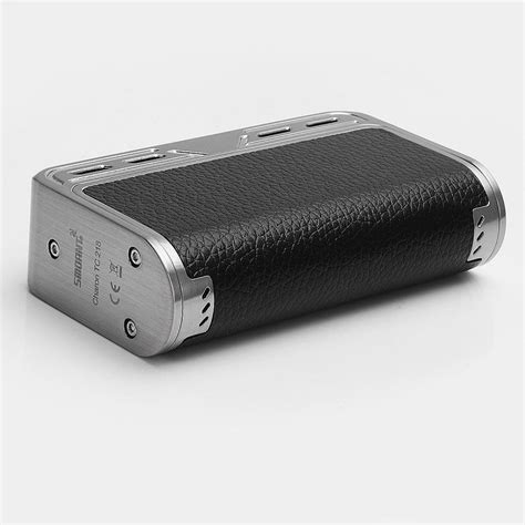 Smoant Charon 218w Tc Box Mod Vape Authentic authentic smoant charon 218w tc vw silver variable wattage box mod