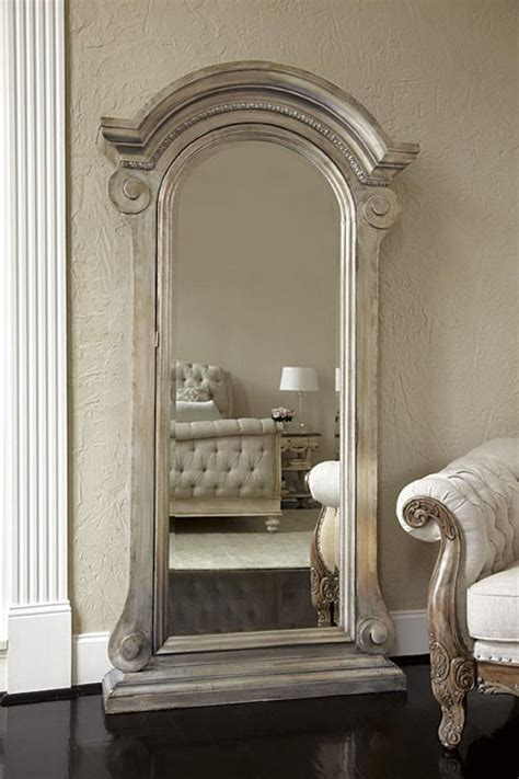 Floor Mirror by 1000 Ideas About Floor Length Mirrors On
