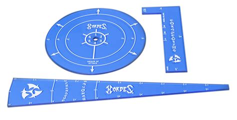 warmachine templates trollbloods template set privateer press