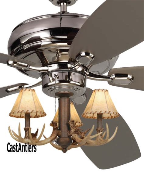 polished nickel ceiling fan standard size fans 52 quot embassy polished nickel 3 light