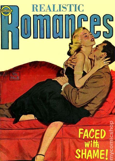 realistic picture books realistic romances 1951 comic books