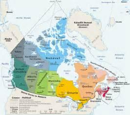 Canada Political Map by Map Canada Political Mapsof Net