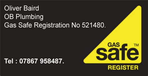 Baird Plumbing by Gas Safety Certificate Service For Rotherham Gas