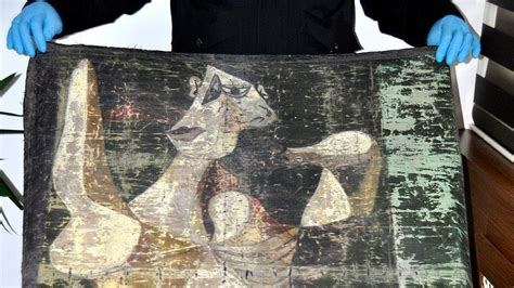 picasso paintings recovered stolen picasso painting recovered in istanbul
